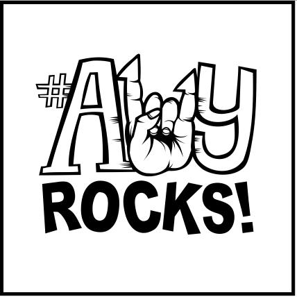 #A11y Rocks! logo